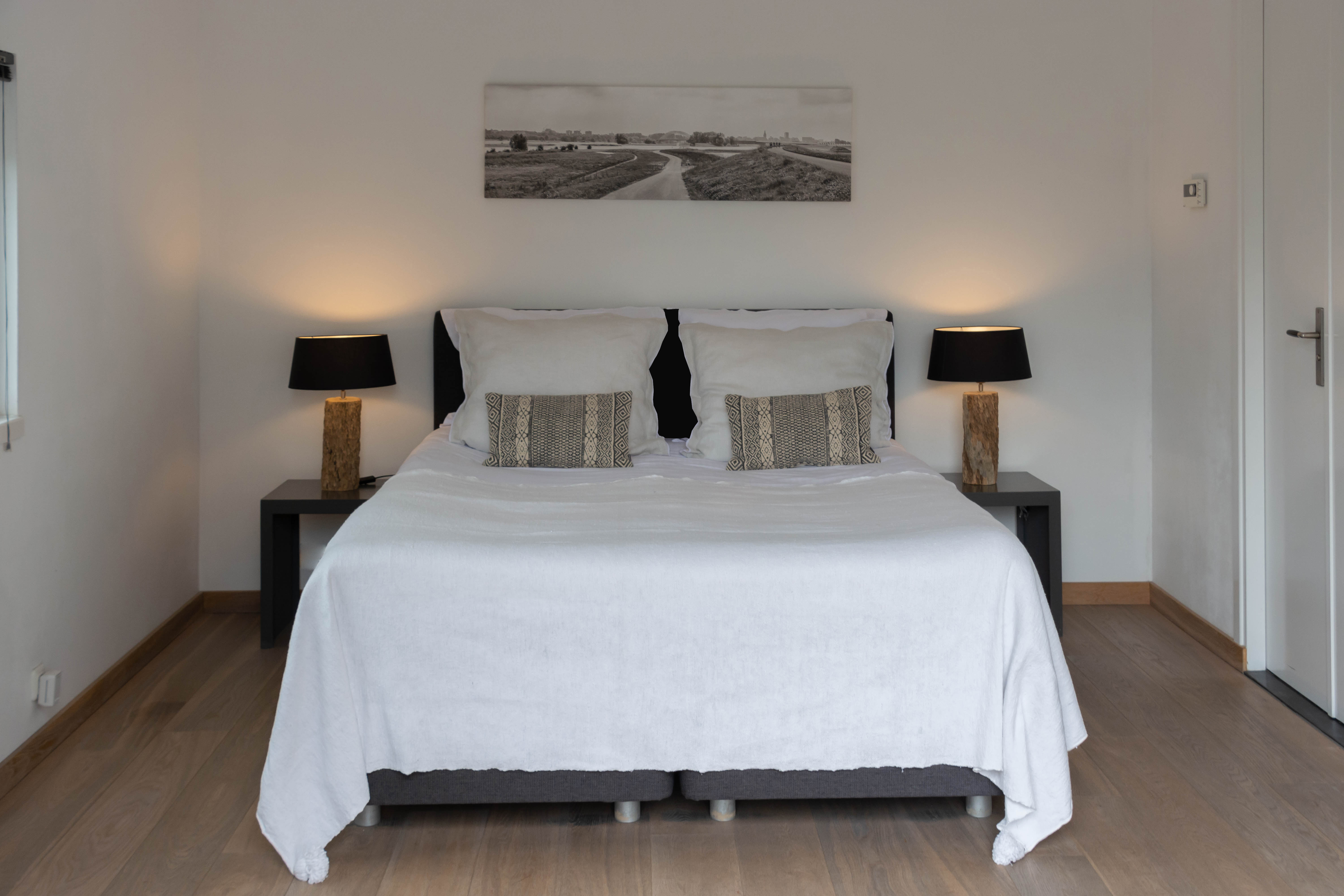 Bed huisappartement